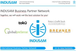 INDUSAM Business Partner Network